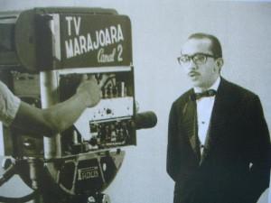 Abílio Couceiro, apresentador e entrevistador do canal 2.